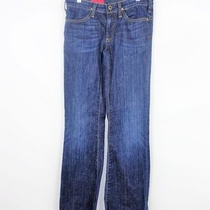 AG Adriano Goldschmied Flare Leg Jeans Medium Wash